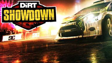 Спин-офф серии DiRT под названием Showdown анонсирован