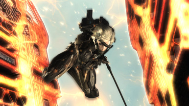 Metal Gear Solid: Rising был отменён какое-то время назад