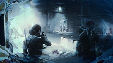 Видео: Персонажи Resident Evil: Operation Racoon City