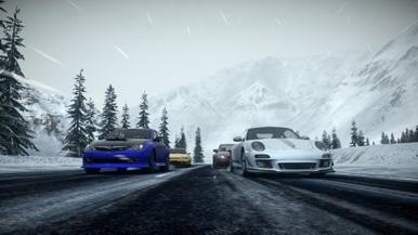 EA анонсировала первое скачиваемое дополнение для Need For Speed: The Run