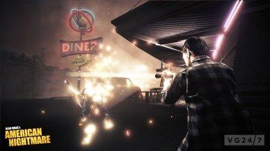 Полная версия дебютного трейлера Alan Wake: American Nightmare