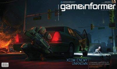 Анонс стратегии XCOM: Enemy Unknown