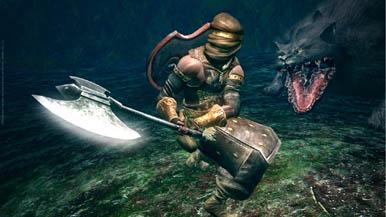 Ролевой проект Dark Souls на PC? Вполне возможно