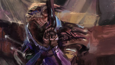 Mass Effect: Торжество творчества