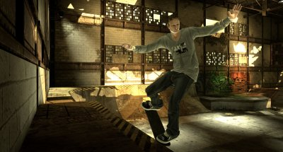 Скриншоты Tony Hawk's Pro Skater HD