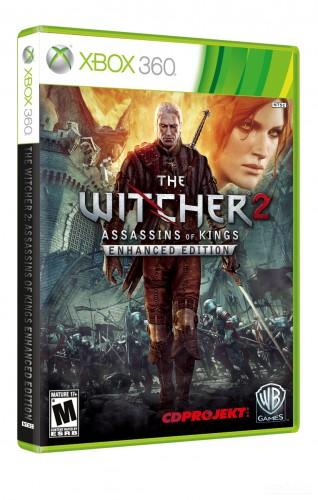 Дата выхода The Witcher 2 на Xbox 360 и зрелищный кинематографический трейлер