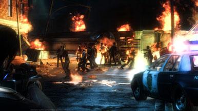 Slant Six Games оправдывают Resident Evil: Operation Raccoon City