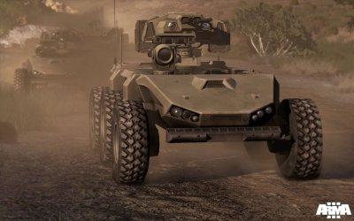 Шесть новых скриншотов ArmA 3 (Обновлено)