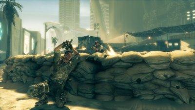 Атмосферные скриншоты Spec Ops: The Line