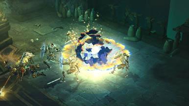 Diablo 3: Подтверждён кооператив для 4 игроков, текстур высокого разрешения не будет (Обновлено)