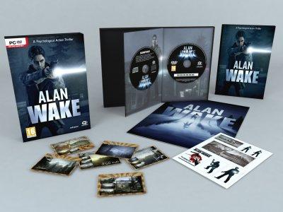 Подробности дисковых изданий Alan Wake для РС, история серии не закончена (Обновлено)