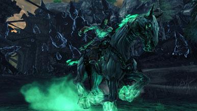Дата выхода и новые скриншоты Darksiders 2