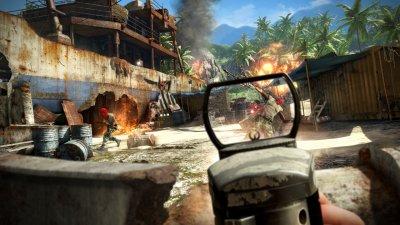 Видео-превью Far Cry 3 с демонстрацией геймплея + продолжительность прохождения (Обновлено: Скриншоты)