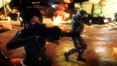PC-версия Resident Evil: Operation Raccoon City выйдет 18 мая, новый трейлер по этому случаю
