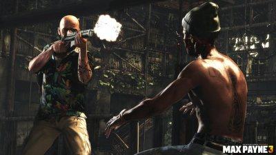 Max Payne 3: Знакомимся, винтовка Ruger Mini-30