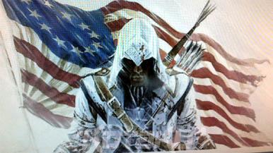 Assassin's Creed 3: Первый концепт-арт и новая информация
