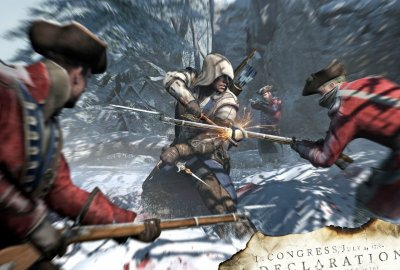 Assassin's Creed 3: Скриншоты и дата выхода