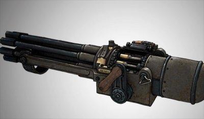 В новом видео Bioshock: Infinite нам демонстрируют главного врага игры - Механического Патриота