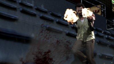 """Скриншоты Max Payne 3 - Виновница """"спектакля"""" (русские субтитры)"""