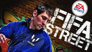 FIFA Street вырывается в лидеры британского чарта. Новое видео игры