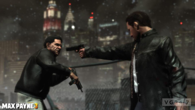 DirectX11 на страже PC-версии Max Payne 3 (Обновлено: Скриншоты)