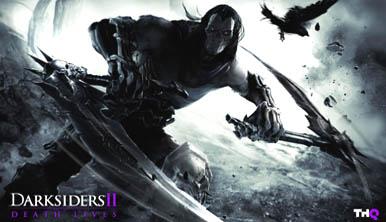 Darksiders 2 на WiiU не будет отличаться от остальных консольных версий + немного о производительности WiiU