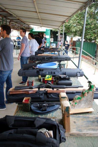 Фотографии: Как Respawn Entertainment записывали звуки огнестрельного оружия
