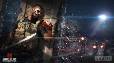 Анонсирован FPS World of Mercenaries