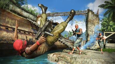 Геймплей мультиплеера Far Cry 3 и новые подробности игры