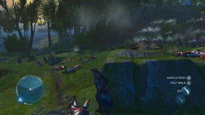 Скриншоты Assassin's Creed 3 с выставки PAX East 2012, композитор Джеспер Кид, кажется не сочиняет музыку для третьей части