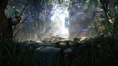 Crysis 3, действительно новая игра Crytek, анонсирована