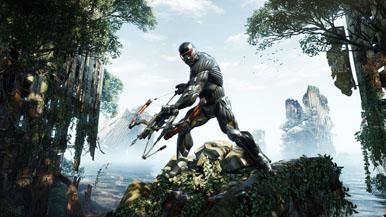 Вероятно, Crysis 3 не будет пытаться нас удивить графикой