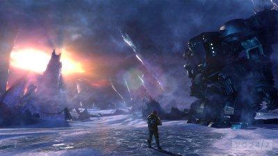 Новые скриншоты и арты Lost Planet 3