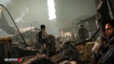 Большая подборка скриншотов Sniper: Ghost Warrior 2