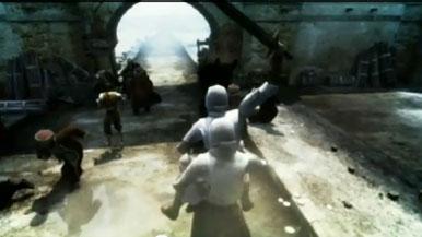 Как выглядел Assassin's Creed в 2004 году