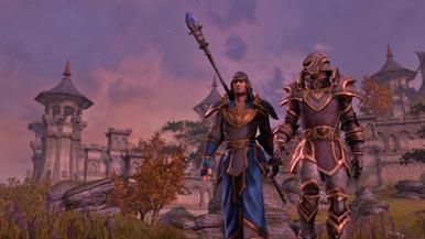Что есть The Elder Scrolls Online