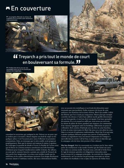 Французские сканы Call of Duty: Black Ops 2