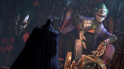 Видео и скриншоты Harley Quinn's Revenge для Batman: Arkham City