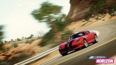 Forza Horizon - Дебютные скриншоты и немного информации