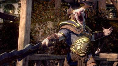God of War: Ascension - Дебютный геймплей