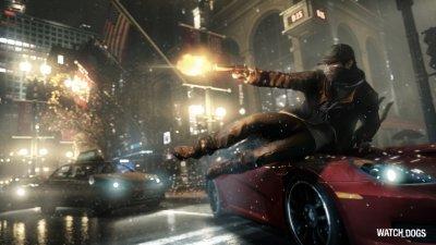 Сюрприз E3 2012 - Watch Dogs: Анонс и демонстрация