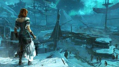 Скриншоты и видео мультиплеерной составляющей Assassin's Creed 3