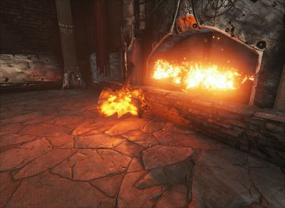 Скриншоты Unreal Engine 4