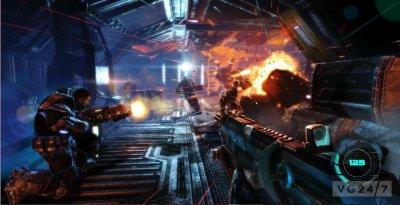 Дебютники-скриншоты Alien Fear