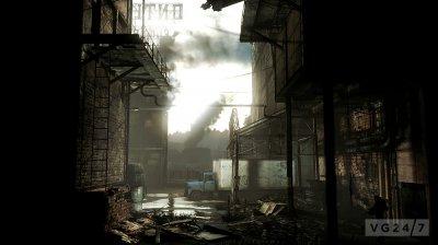 Скриншоты Deadlight