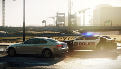 Системные требования Need For Speed: Most Wanted