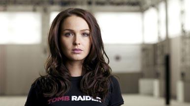 Crystal Dynamics представили актрису, подарившую голос и движения Ларе Крофт