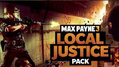 Max Payne 3: Local Justice DLC - трейлер и детали