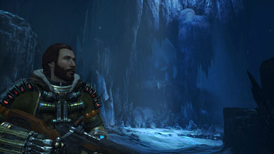 Скриншоты Lost Planet 3