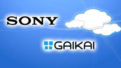 Sony покупает облачный сервис Gaikai